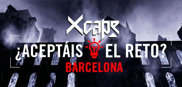 Escape room Xcape Barcelona