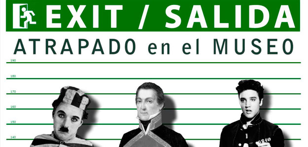 Escape room Exit / salida Madrid