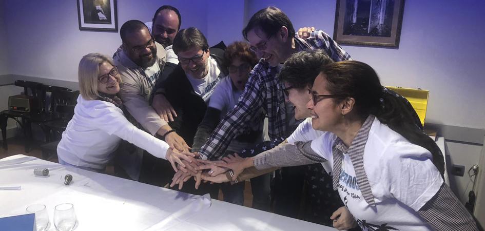 Celebración de jubilaciones con escape room en Madrid
