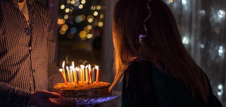 Cumpleaños en Madrid