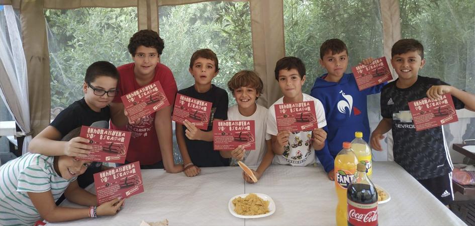 Cumpleaños infantiles Madrid