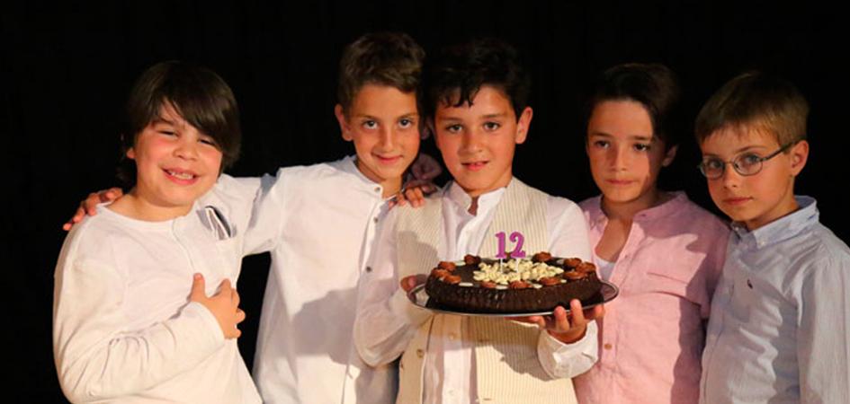 Cumpleaños para niños en Madrid