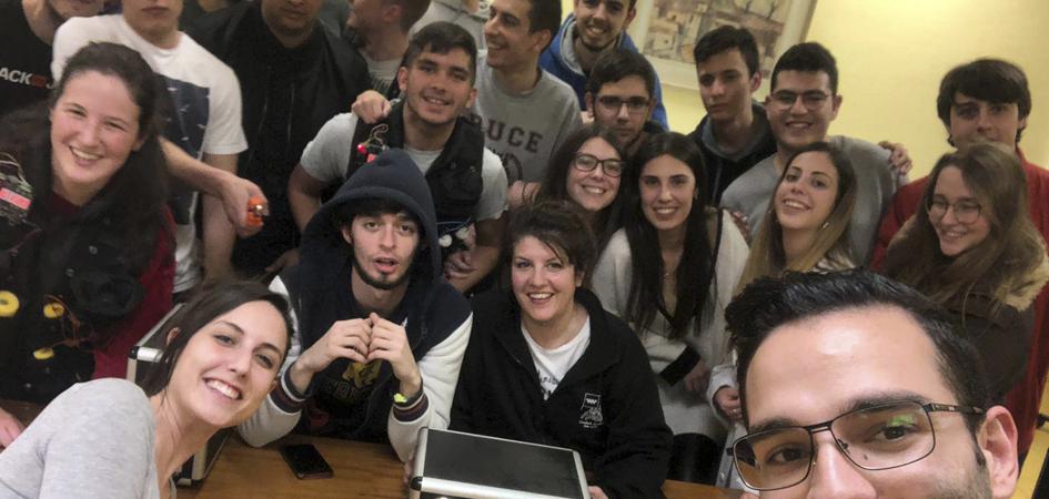 Escape room colegios de mayores Madrid