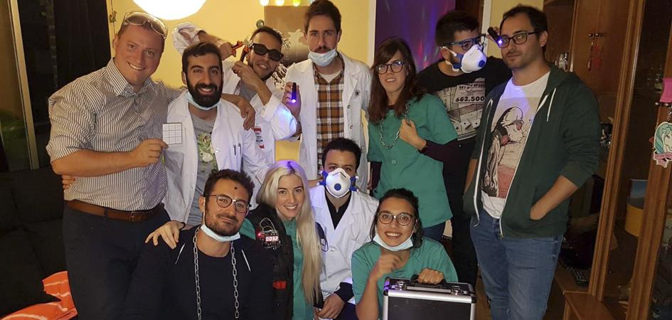 Eventos para halloween en Valencia