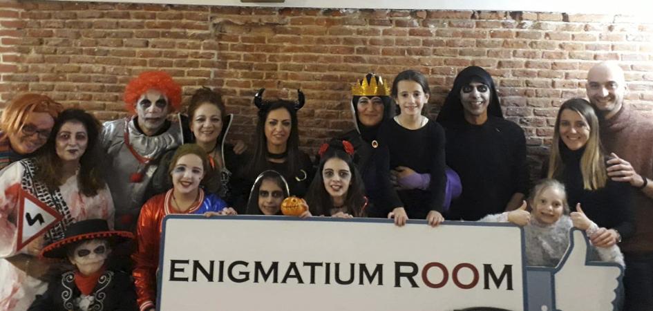 Fiesta de halloween Valencia