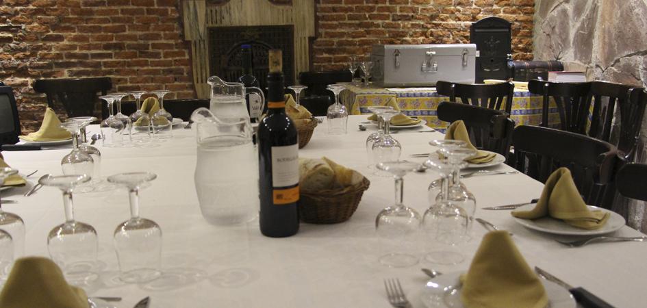 Restaurante para cena de Navidad en Madrid