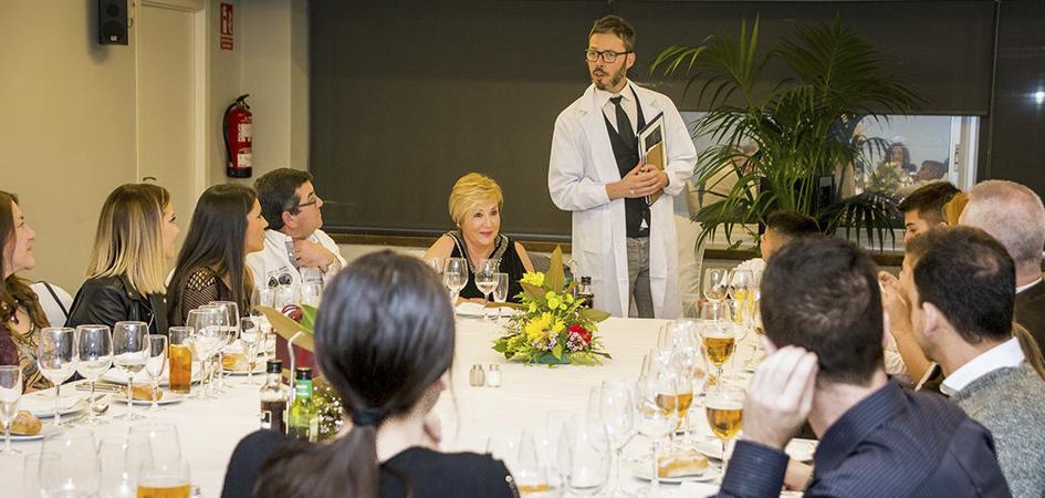 Restaurante para comuniones en Madrid