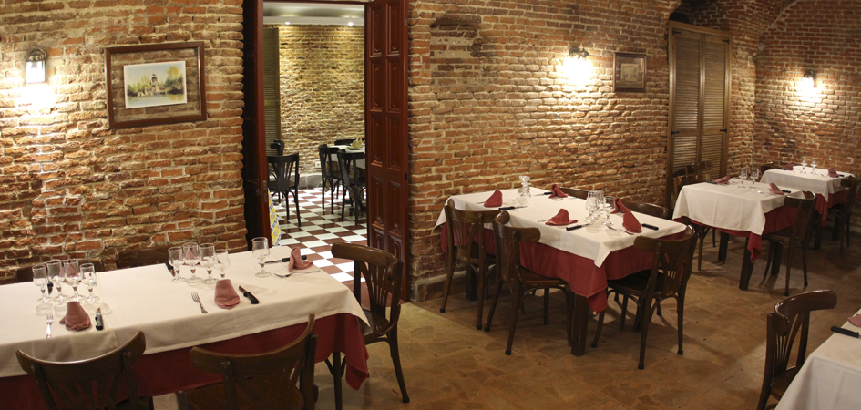 Restaurante original comida de Navidad en Barcelona