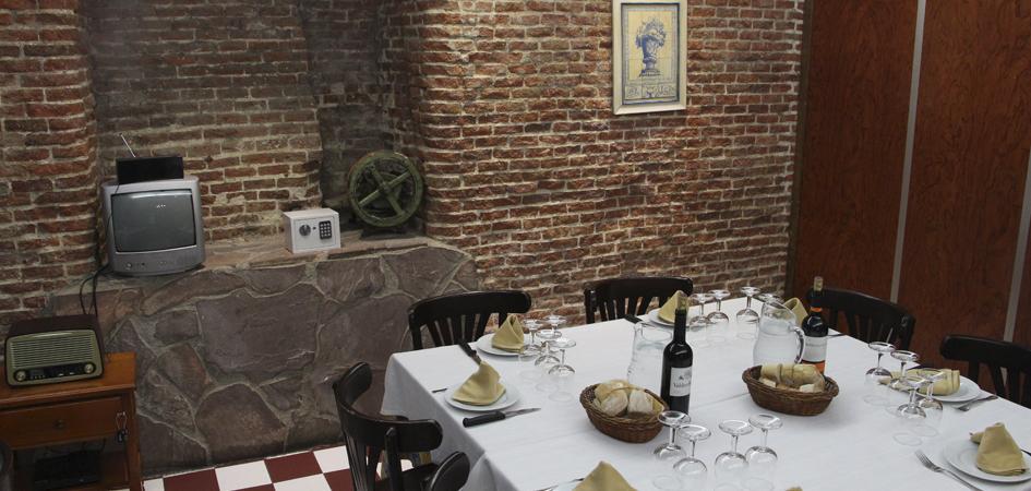 Resturante para comida de empresa en Valencia