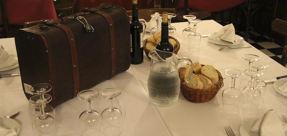 Restaurante para despedidas de soltera Madrid