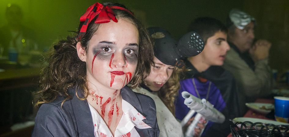 Restaurantes con niños para halloween en Madrid
