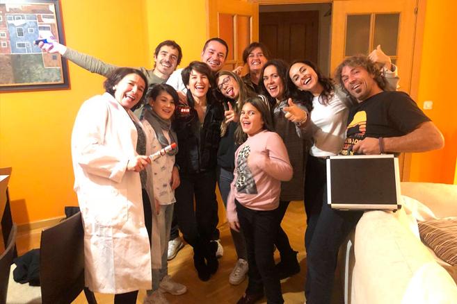 Escape room para comuniones en Barcelona