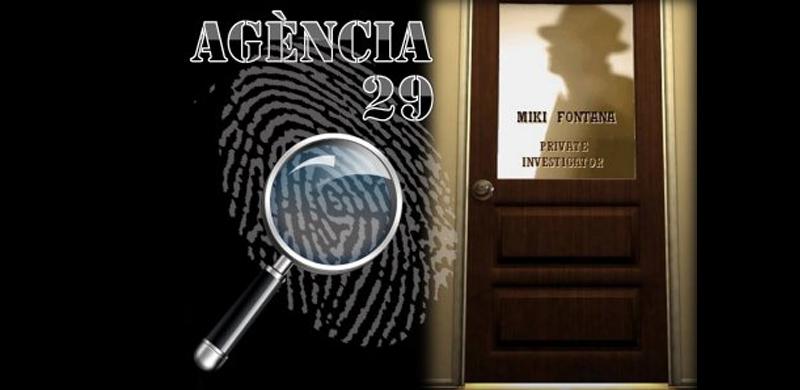 Escape room Agencia 29 Barcelona