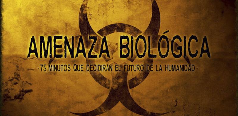 Escape room Amenaza biológica Madrid