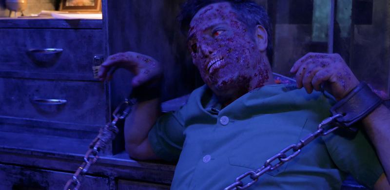 Escape room Atrapado con zombie Madrid
