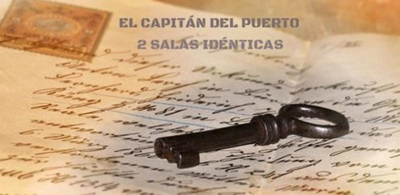Escape room El capitán del puerto Barcelona