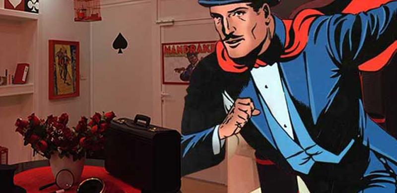 Escape room El enigmático Mago Mandrake Valencia