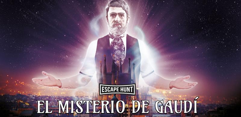 Escape room El misterio de Gaudí Barcelona