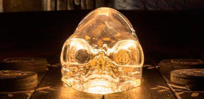 Escape room El misterio de la calavera de cristal Madrid