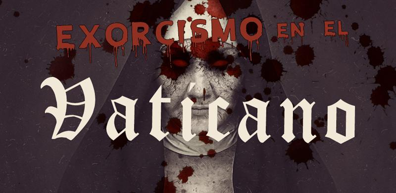 Juego de escape Exorcismo en el Vaticano Madrid