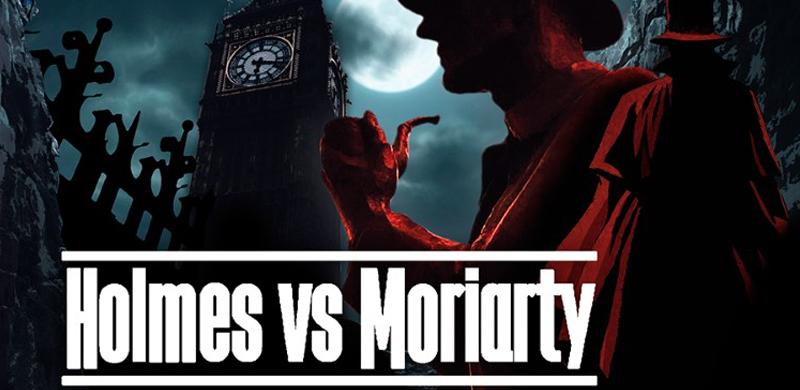 Juego de escape Holmes VS Moriarte Madrid