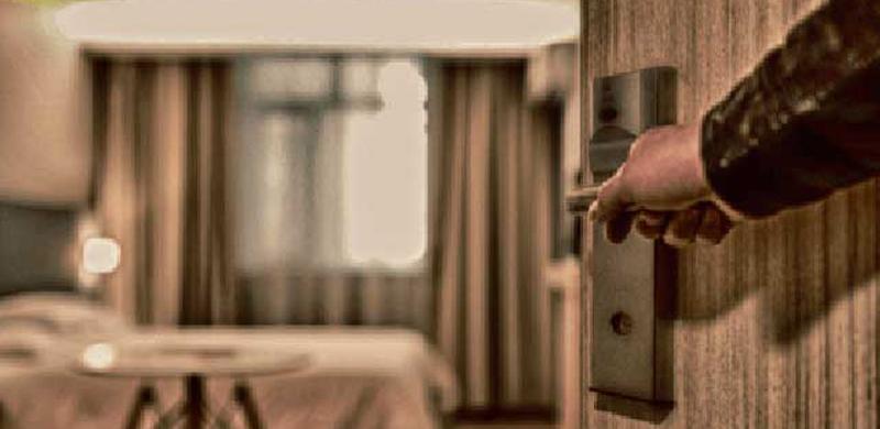 Escape room Hotel A113 Valencia
