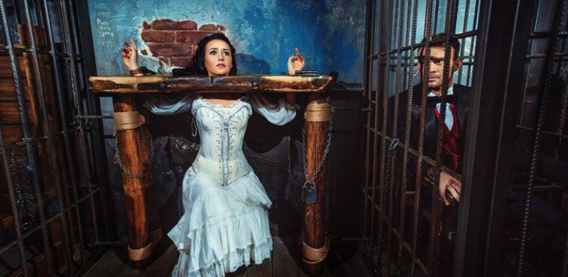 Escape room de Houdini Barcelona