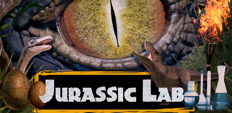Escape room Jurassic lab Madrid