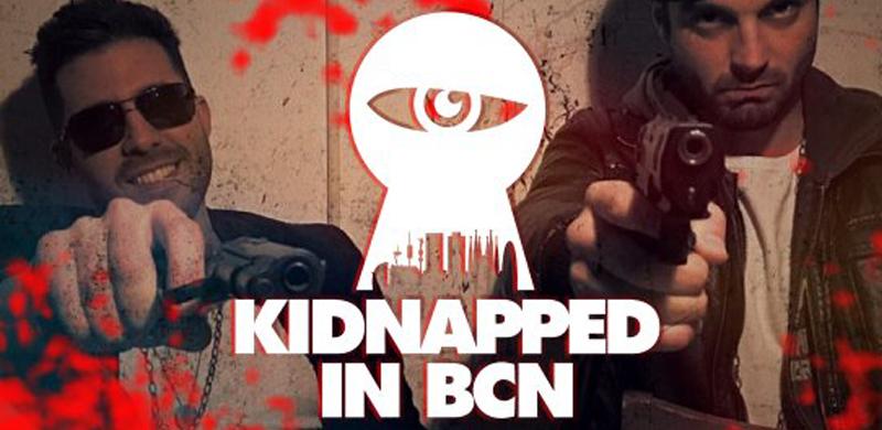 Juego de escape Kidnapped in Bcn