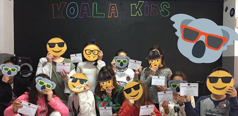 Juego de escape Koala kids Barcelona
