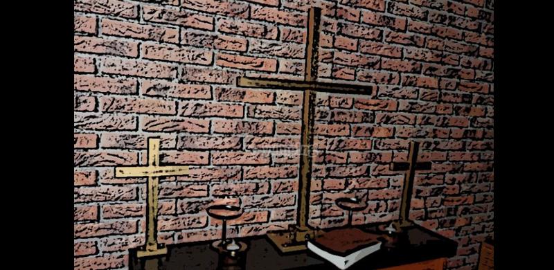 Escape room la cripta de los espíritus