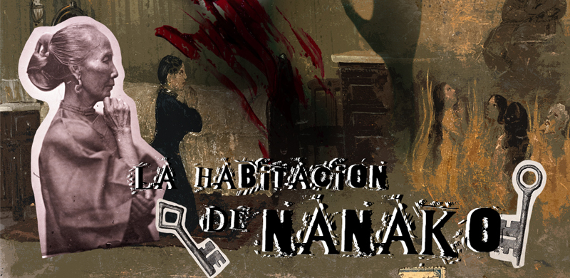 Escape room La habitación de Nanako Madrid