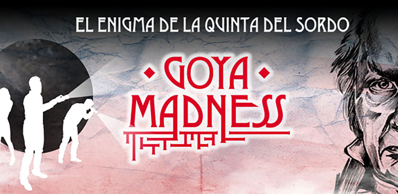 Escape room La locura de Goya Madrid