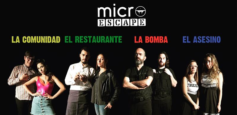 Micro escape room Barcelona