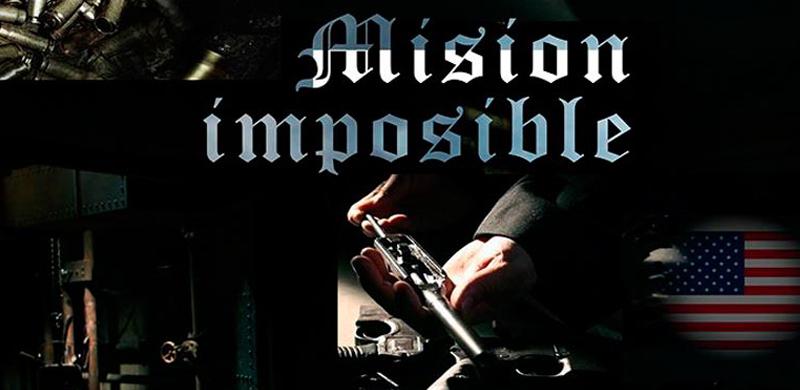 Escape room Misión imposible Madrid