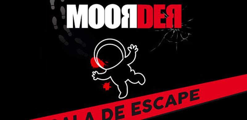 Juego de escape Moorder Barcelona