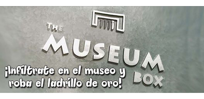 Escape room The museum Madrid