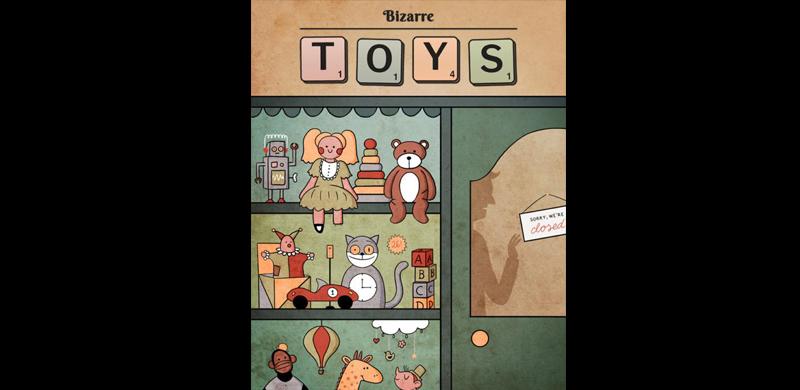 Juego de escape Toys Barcelona
