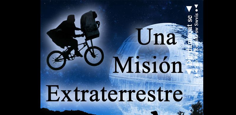 Juego de escape Una misión extraterrestre