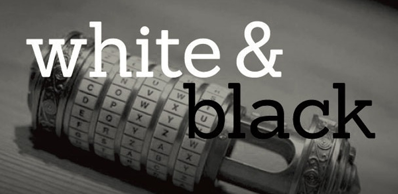 Escape room White & Black Valencia
