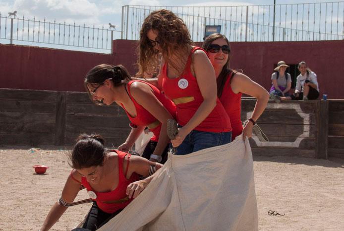 Actividades Gymkana antispa en Madrid