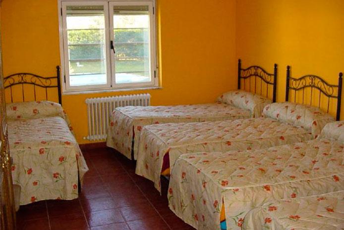 Alojamiento despedidas casa rural en Salamanca