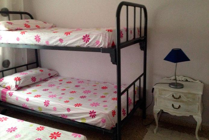 Alojamiento en pisos despedidas en Salamanca