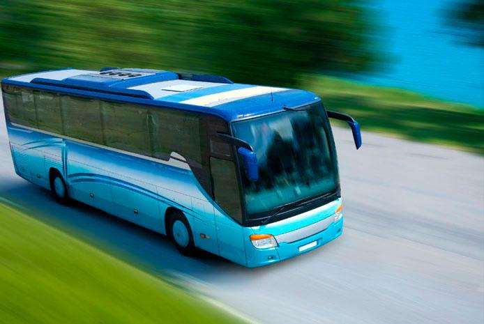 Autobuses baratos para despedidas en Madrid
