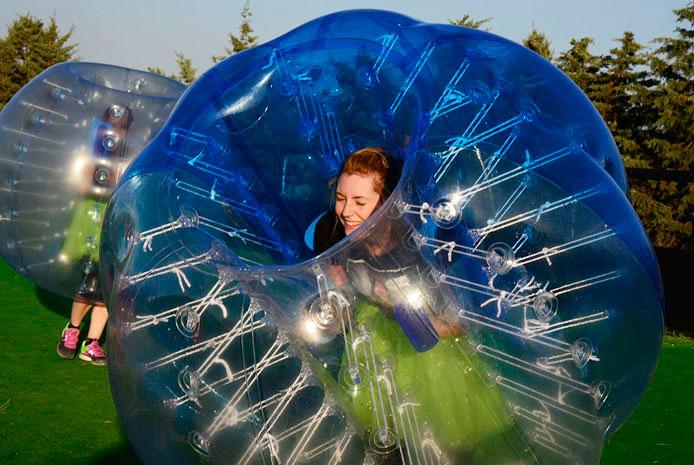 Campo de bubble soccer Salamanca