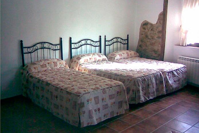 Casa rural despedidas soltero en Salamanca