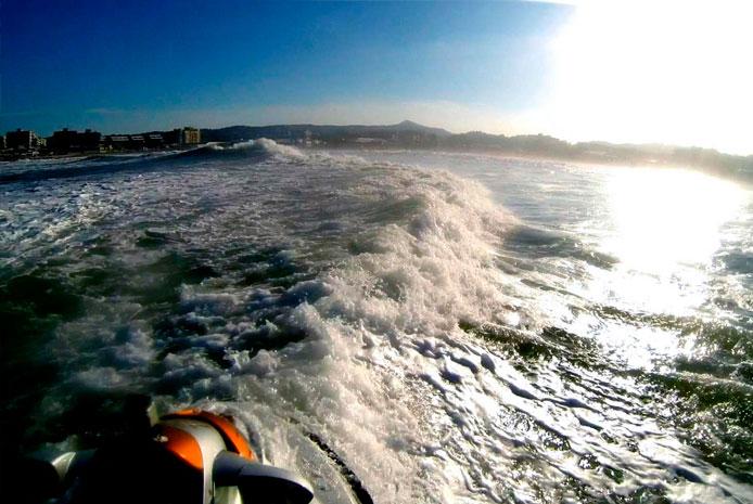 Celebraciones con moto de agua Valencia