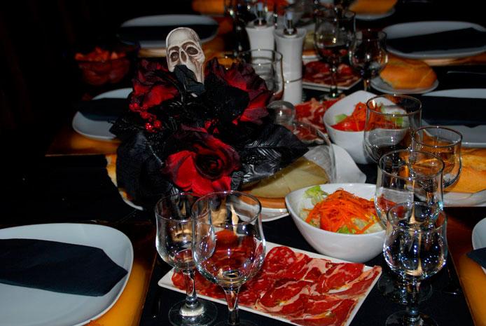 Cena con espectáculo Madrid