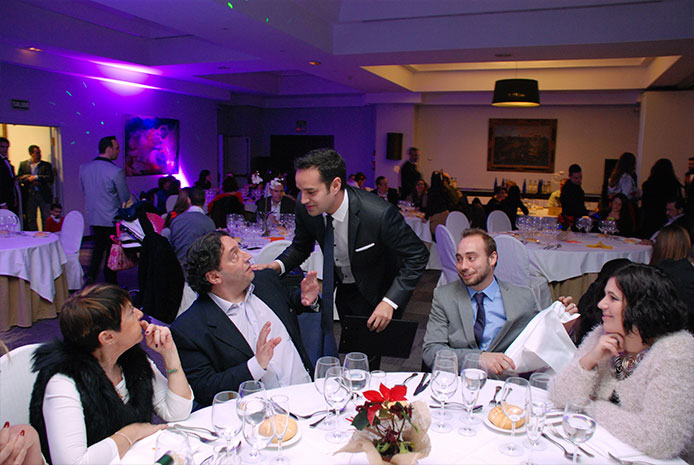 Cena de Nochevieja Enigmatium Madrid