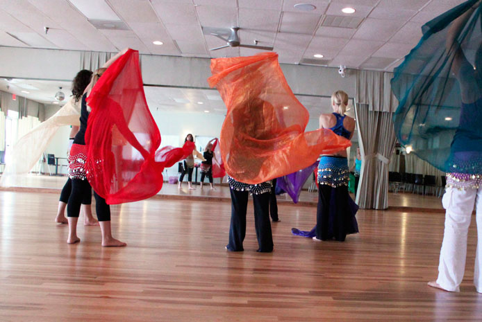 Clases de baile burlesque en Barcelona
